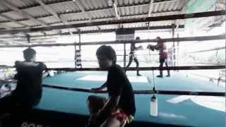 Buakaw Por Pramuk sponsored by Yokkao HD TRAINING NEW - Buakaw Por Pramuk 2011