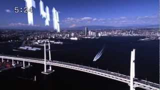 [1080p] tvk テレビ神奈川 オープニング [現行]