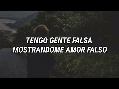 Shawn Mendes - Fake Love // Español