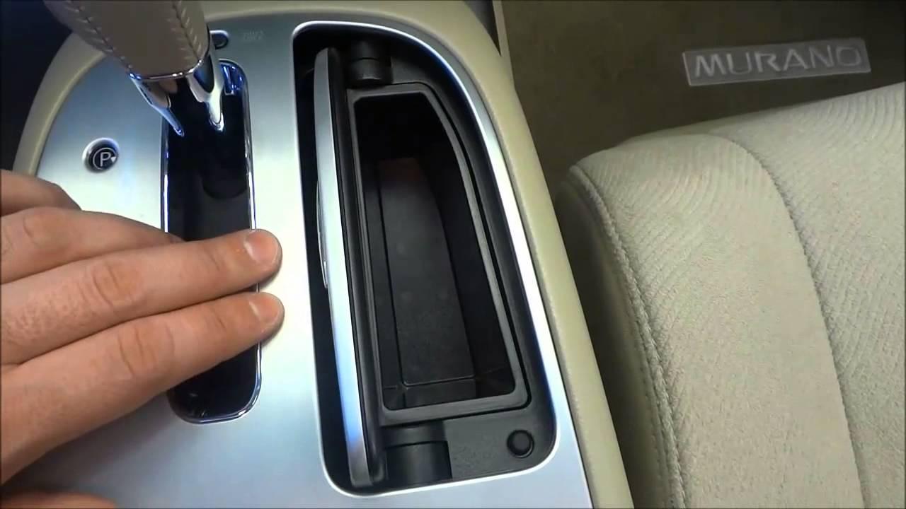 The New 2014 Nissan Murano Virtual Tour Interior