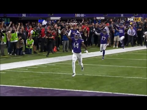Saints vs Vikings   Reaction   NFC Divisional Playoff Game Highlights