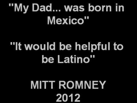 Mitt Romney is Mexican.wmv