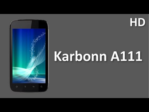 Karbonn A111 Price Specification Review come with 1.2 GHz Scorpion Dual Core Processor