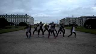 Major Lazer & DJ Snake – Lean On (feet. MØ) || Choreo by Anton Lushichev