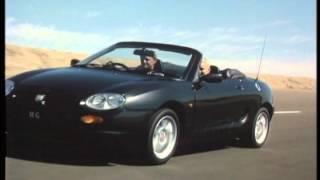MG Becomes a Modern Sports Car