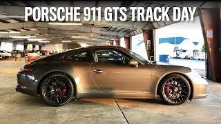 Track Day at Watkins Glen Raceway in a Porsche 911 GTS!!!