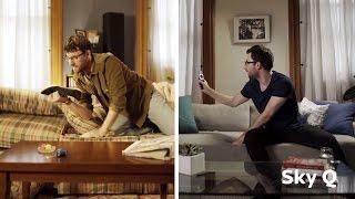 Watching TV: Then vs Now