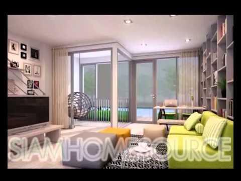 New Bangkok Thailand Condominium Project – Duplex @ Ideo Mobi – On Nut BTS – Sukhumvit