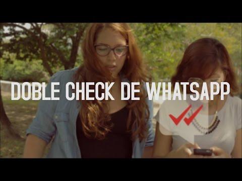 Doble Check de Whatsapp - Santo Robot
