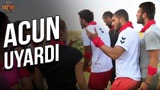 Bora Ile Yusuf Birbirine Girdi Acun Uyardı 12 Bölüm Survivor Türkiye Yunanistan