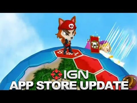 App Store Update - April 25: A Dozen Brand-New Games!