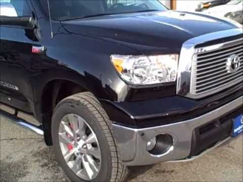 2012 Toyota Tundra Platinum With A Trd Big Brake Kit At