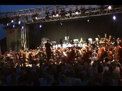 Harrison School of the Arts Symphony: Locomotive/Love Duet/Carmen/Hoedown in France festival