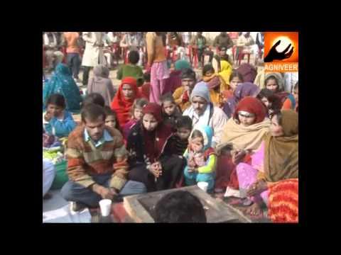 1000 Muslims become Hindus in Shahjahanpur Ghar Vaapsi