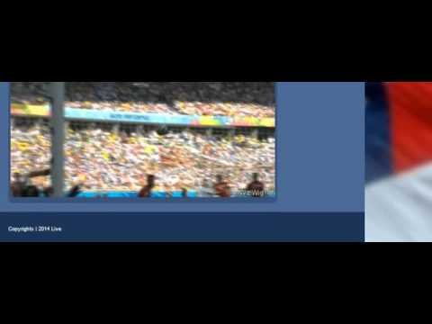 Lionel Messi  Goal Argentina vs Iran 1 0 World Cup 2014