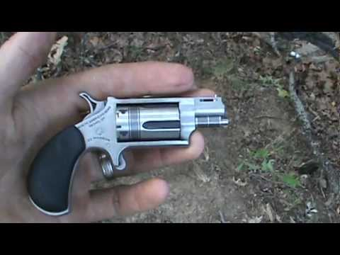 22 mag NAA (Wasp) concealed carry