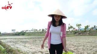 Diễn viên Thanh Hiền xắn quần lội ruộng bắt ốc làm món ốc hút | Lữ Khách 24h.