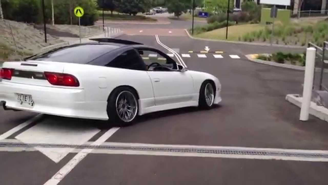 Nissan 180sx Silvia S13 Vertex Jdm Youtube