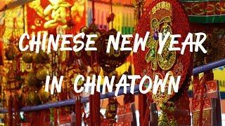 Chinese New Year (2018) Chinatown London
