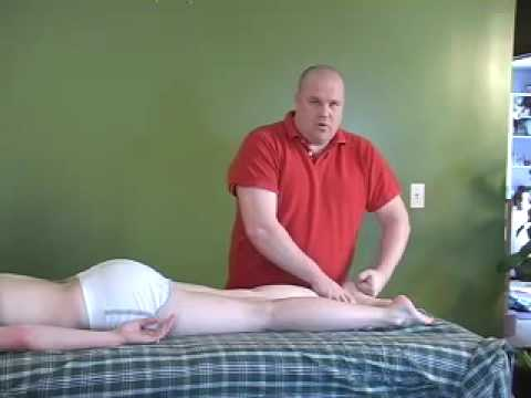 Deep Tissue Massage   Plantar Fasciitis Treatment