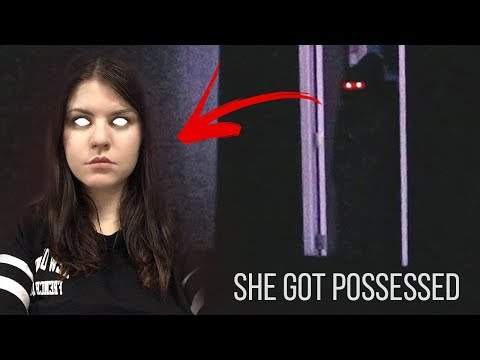 SHE GOT POSSESSED BY ZOZO!! (EXORCISM)