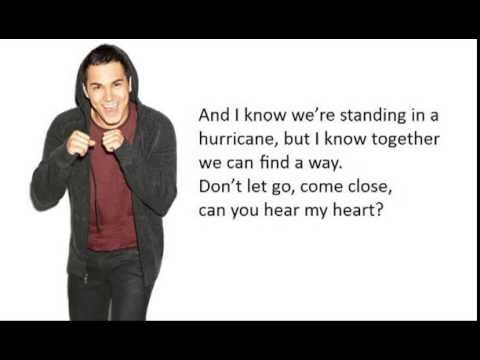 My song for you - Carlos Pena (duet with Eric Secharia) Lyrics