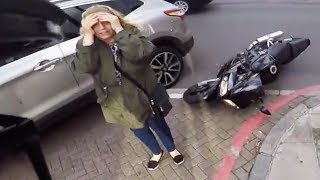 Stupid, Crazy & Angry People Vs Bikers 2017 [Ep.#187]