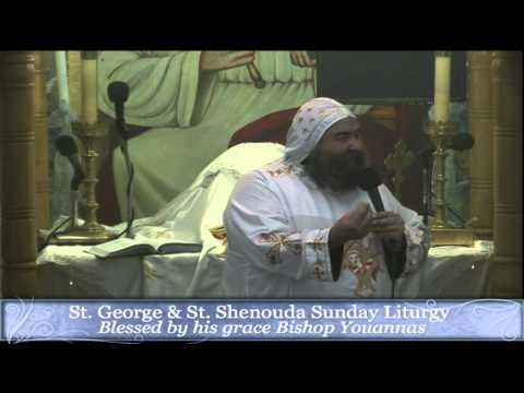 Sunday Liturgy  Bishop Youannas 05:19:13