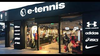 e-tennis store Glyfada