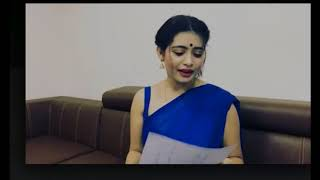 bengali actor ena saha hot cleavage show  new live video 2017