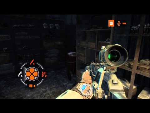 Metro: Last Light Ranger Mode - Revolution: Clothes, Looting Room, Communist Leaders Wall, Died PS3