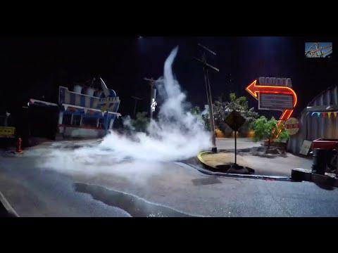 Twister...Ride it Out - Universal Studios - Orlando, Florida
