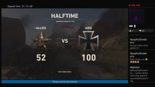 #codww2 NBK gaming official with some #CALLOFDUTYWW2 #shipment1944
