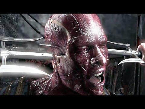 Mortal Kombat 10 All Fatalities Brutalities & Intro Quotes - Mortal Kombat X 60 Fps Gameplay video