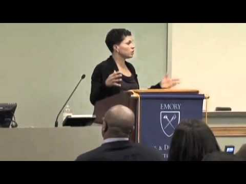 Michelle Alexander Lecture at Emory University (Part VI)