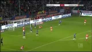 Arminia Bielefeld - SV Darmstadt 98 - 2:4 nV