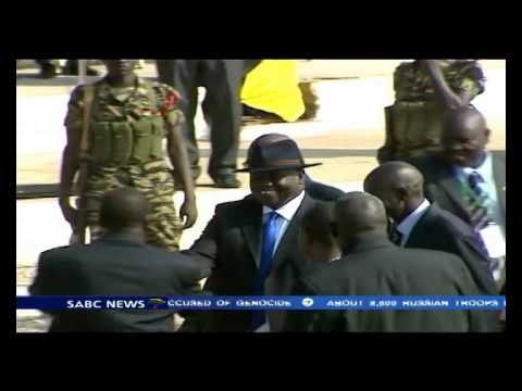 East African leaders meet for S Sudan peace talks