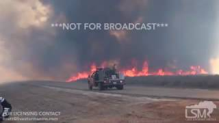 03-07-2017 Northwest OK Fire Event Day 2