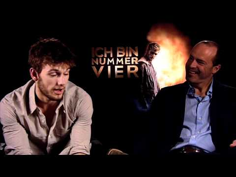 I Am Number Four - AreaGames Meets Alex Pettyfer & D.J. Caruso