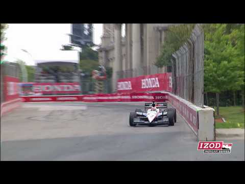 Will Power Qualifying Highlights From Toronto