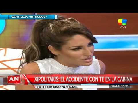Xipolitakis viajó a Paraguay, pero antes fue abucheada en Ezeiza