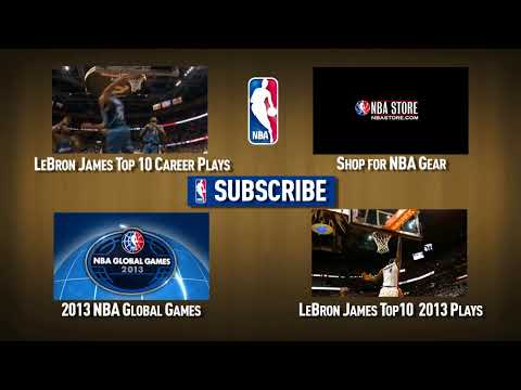LeBron James: King of the 2013 NBA Season