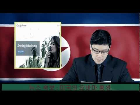 North Korean News - Google Nose, Gay Marriage, Ron Jeremy (april 2013) video