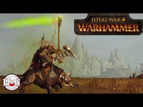 Boyz vs Stunties - Total War Warhammer Online Battle 51