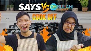 SAYS VS OHBULAN!: MAGGI Mee Goreng Cook-Off!