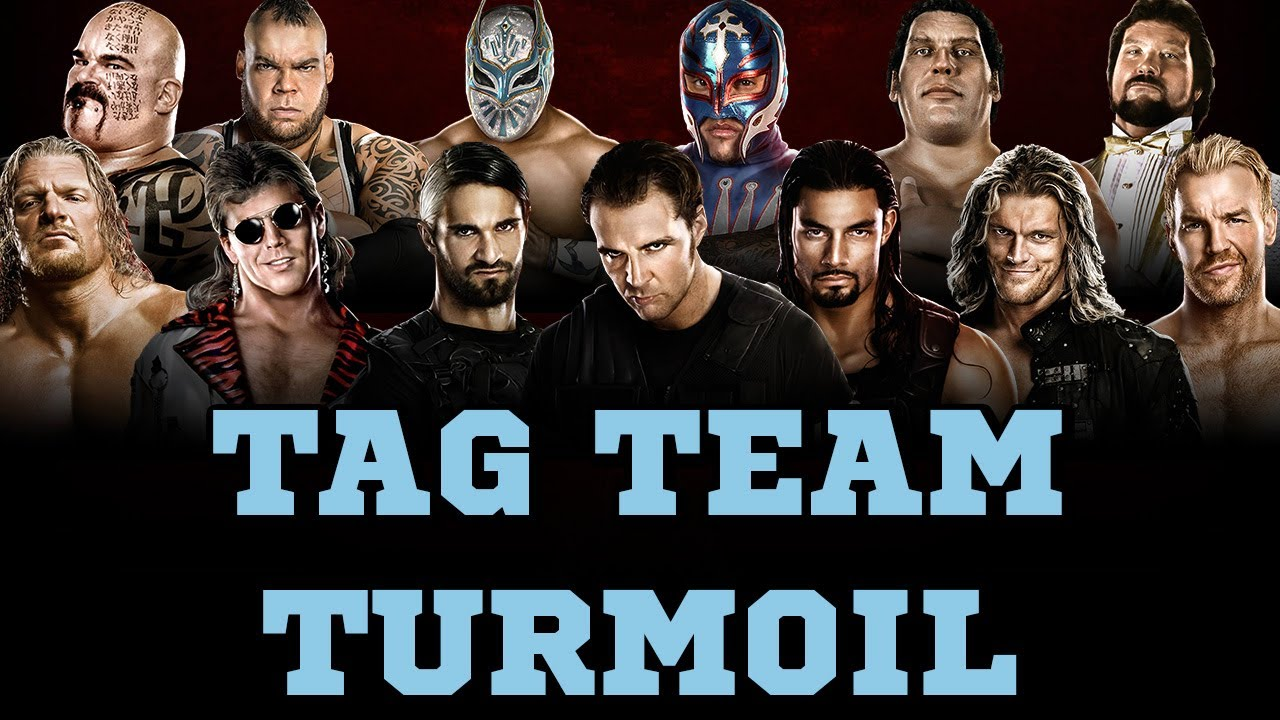 wwe 2k14 tag team turmoil tournament participants