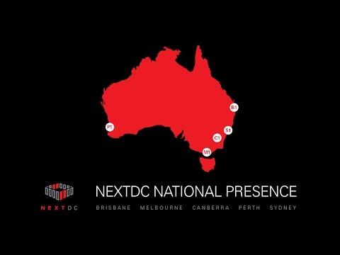 NEXTDC National Presence