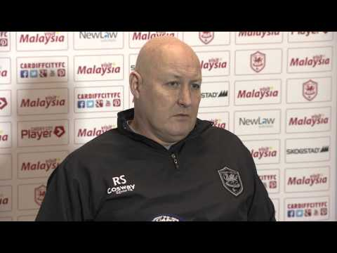 Russell Slade press conference
