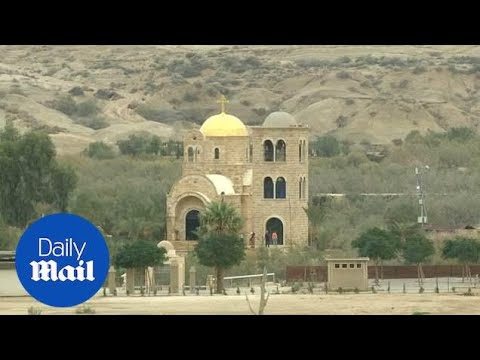 Baptismal site of Jesus reopens after 50 years of abandonment