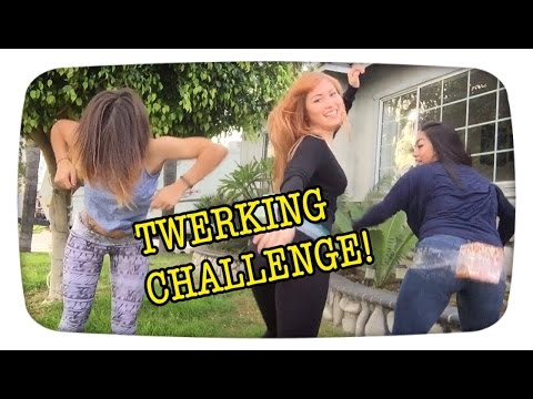 Twerking Challenge! video
